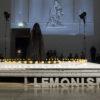 Akemi Takeya. Lemonism x Japonism. Photo by Karolina Miernik. Leopold Museum 2016