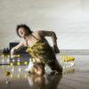 kemi Takeya. Lemonism x Dadaism. Photo by Karolina Miernik. Leopold Museum 2017